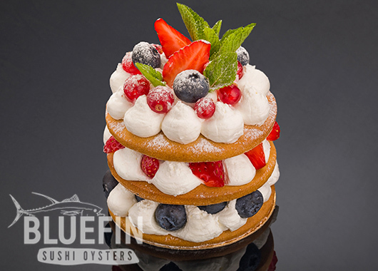 HONEY MILLIEF BERRY - Exclusive from BLUEFIN. Order your delivery!