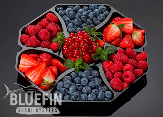 FRESH BERRY MIX - Exclusive from BLUEFIN. Order your delivery!